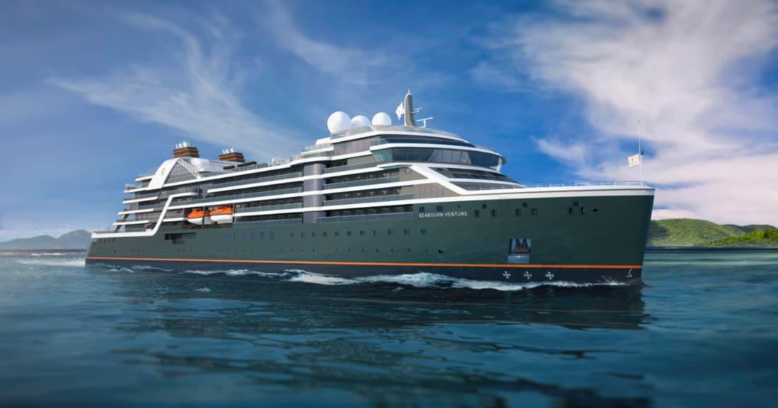 Seabourn Venture Cruise Ship