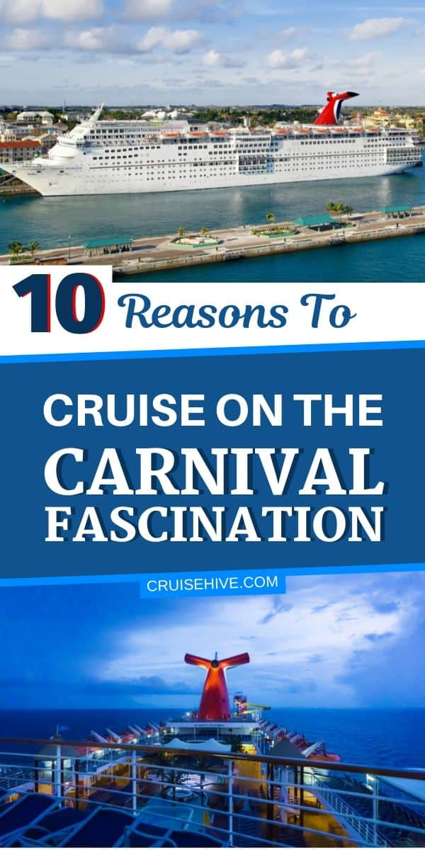 Carnival Fascination Cruise Ship