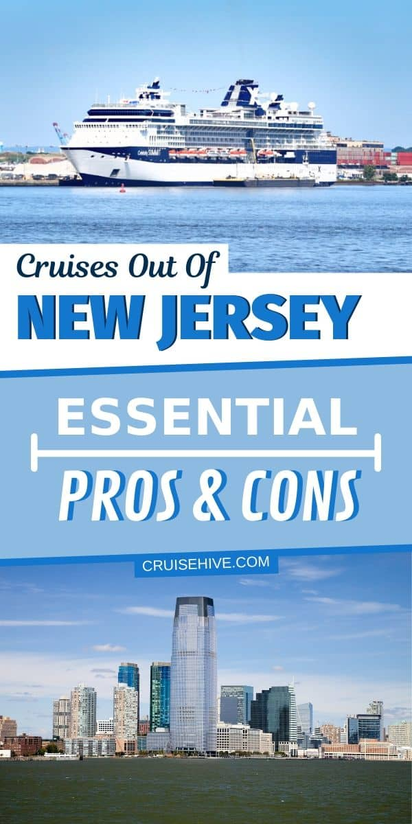 Cruises Out of New Jersey: Essential Pros and Cons