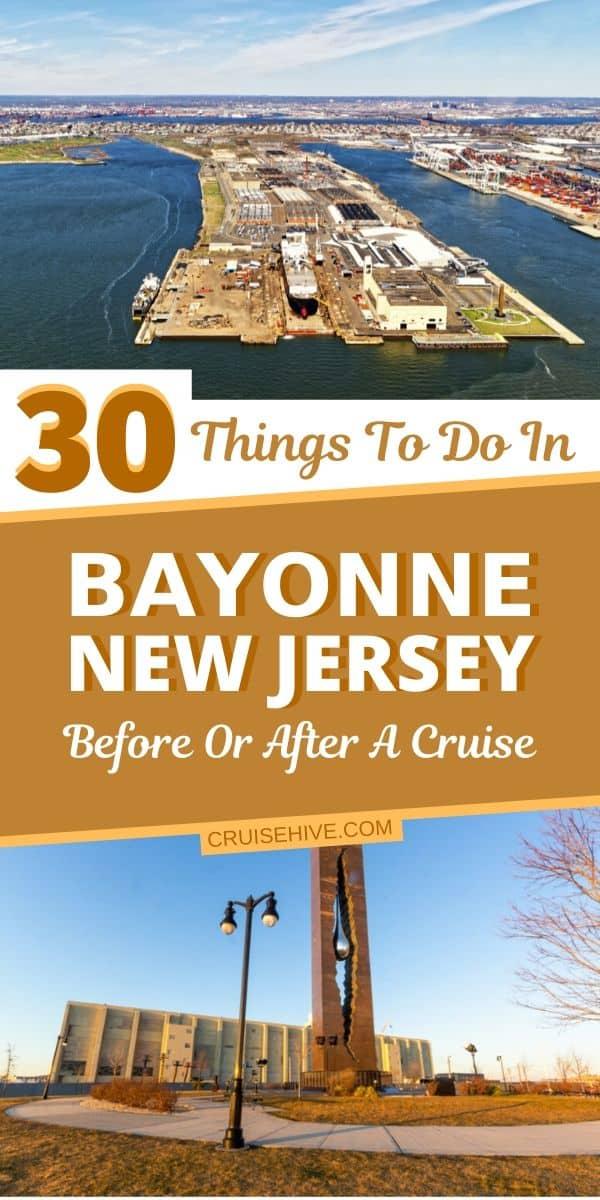 Bayonne New Jersey