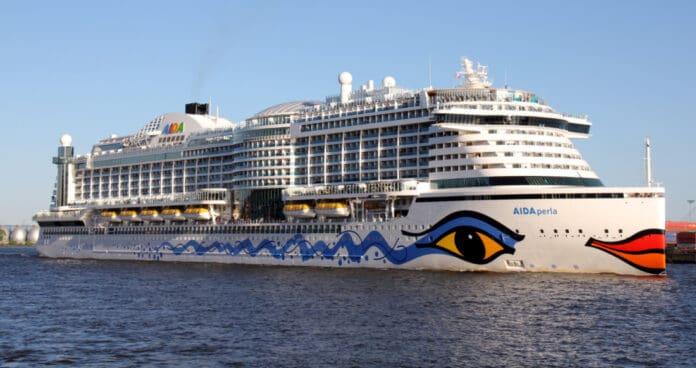 AIDAperla Cruise Ship