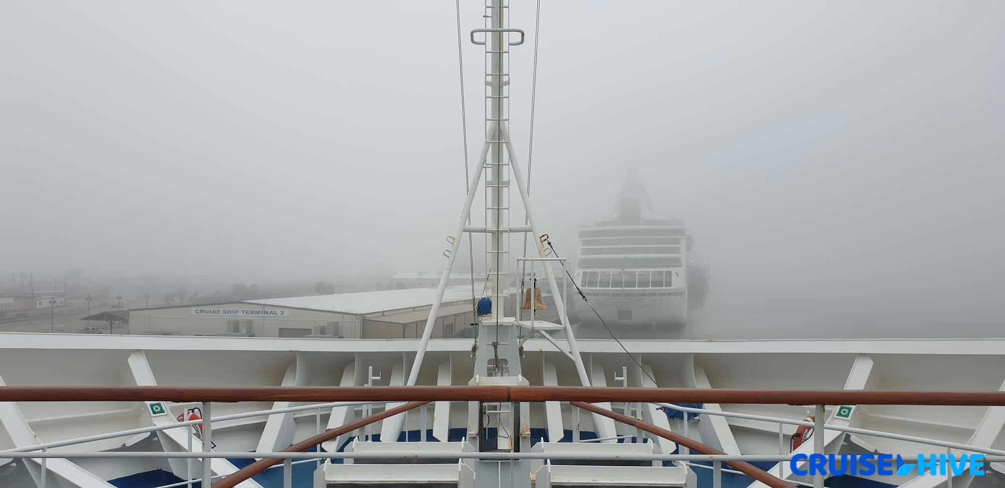 Carnival Dream Dense Fog
