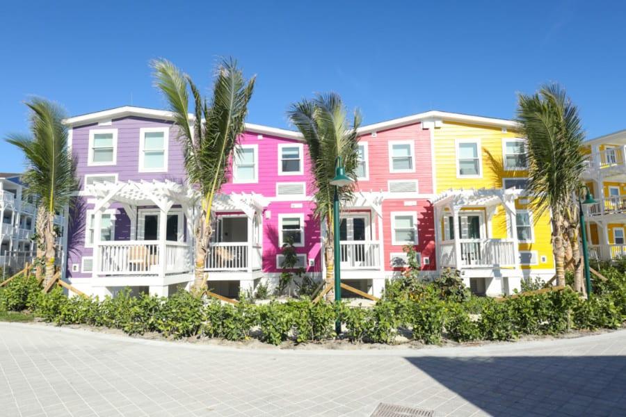 Island Buildings