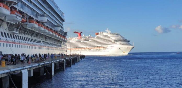 Carnival Cruise Ships in the Caribbean