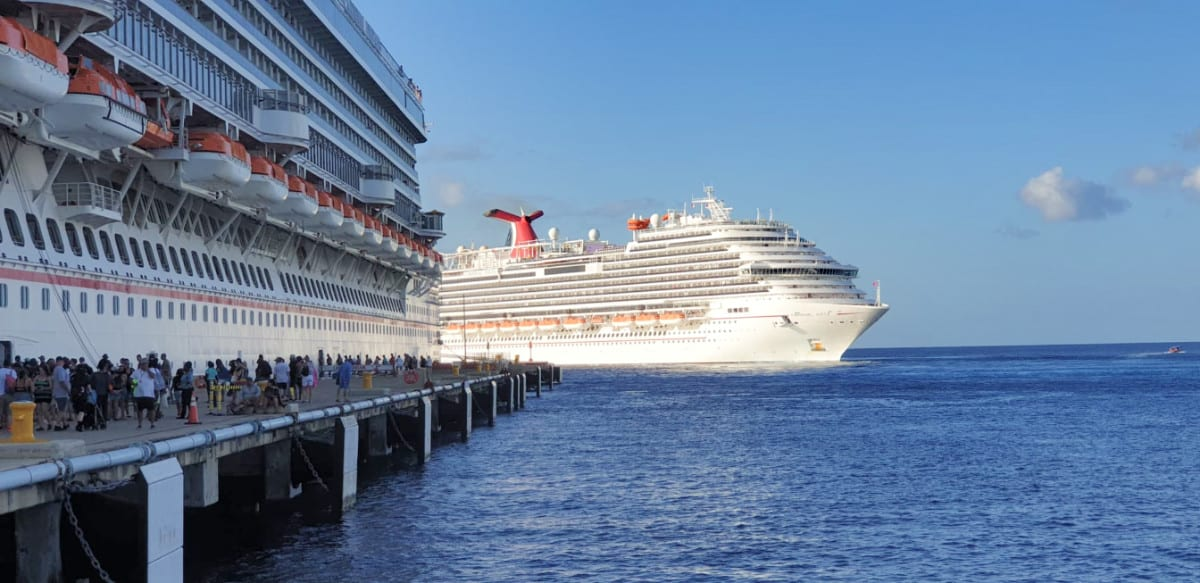 Carnival Cruise Ships in the Caribbean