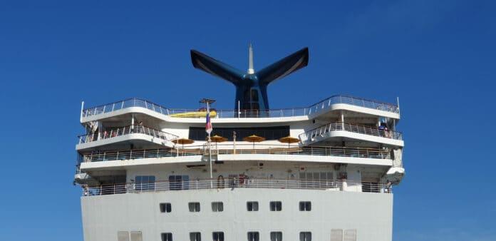 Carnival Cruise Line Funnel