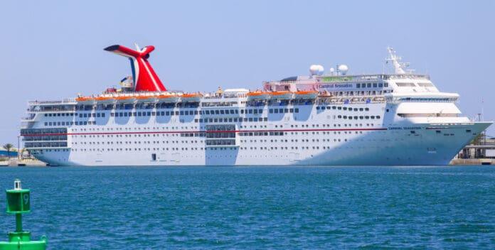 Carnival Sensation Cruise Ship