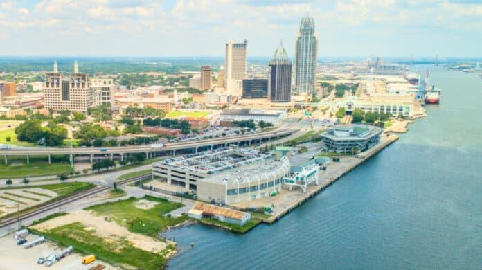 Mobile Alabama Cruise Parking