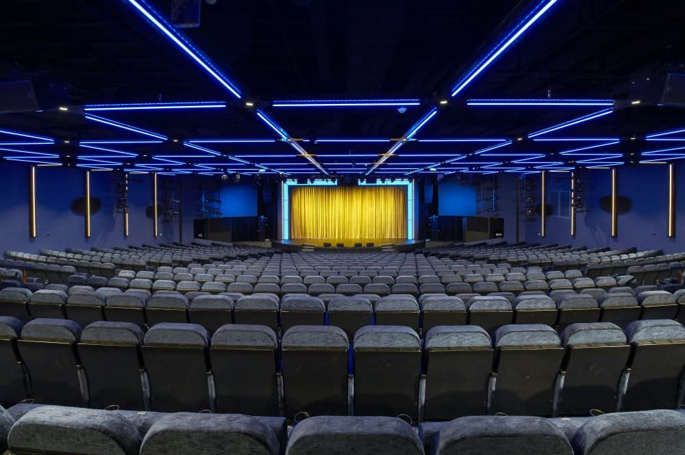 Main Show Theater