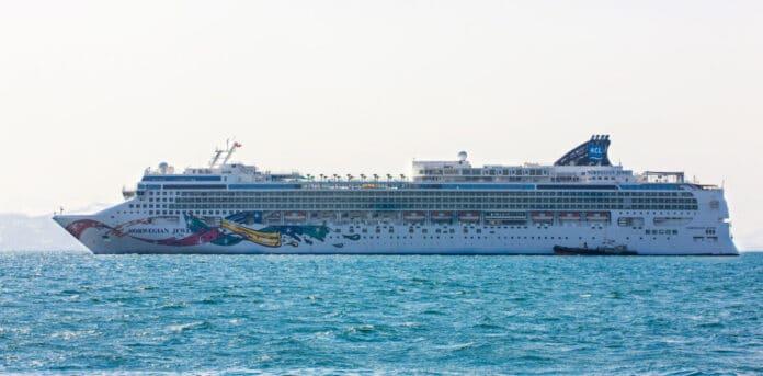 Norwegian Jewel Cruise Ship