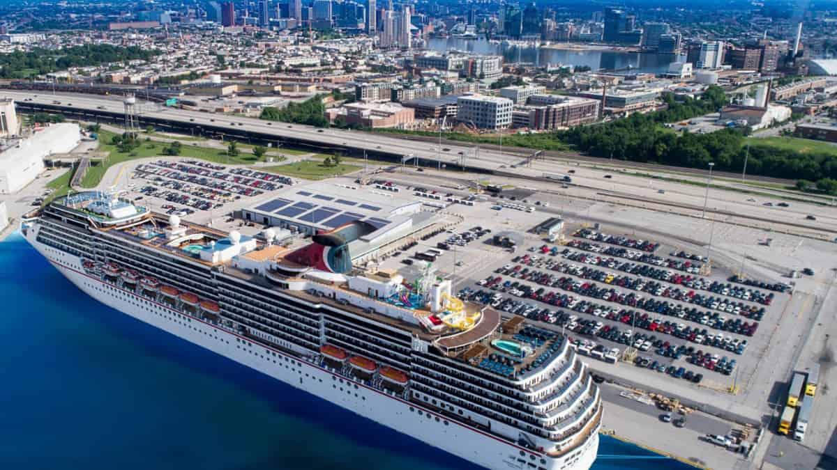 Port of Baltimore Cruise Terminal