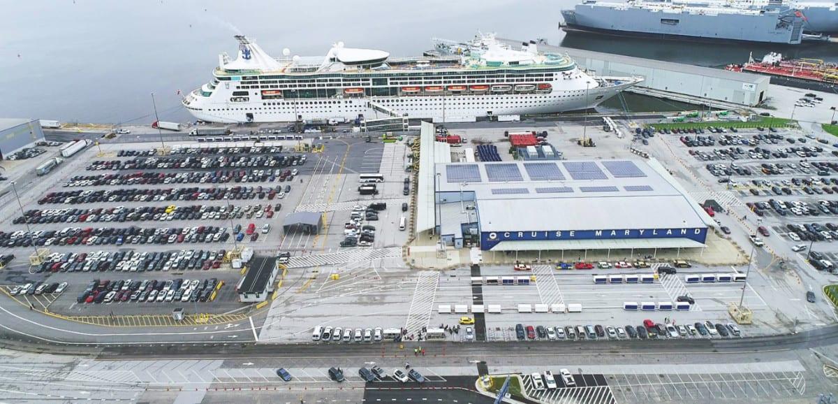 Baltimore Cruise Port Parking