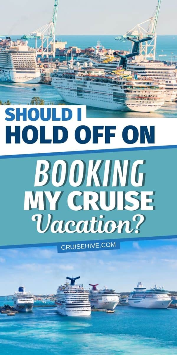 Booking Cruise Vacation