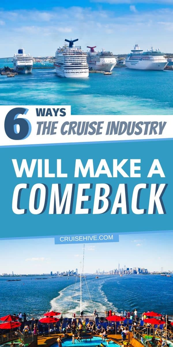 Cruise Industry Comeback