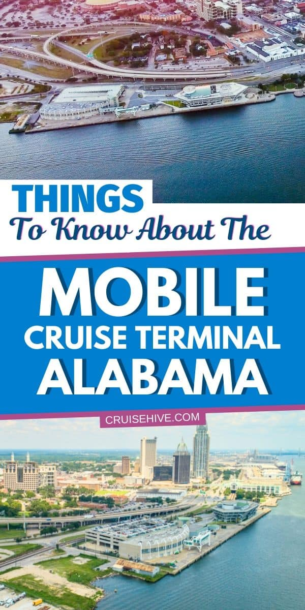 Mobile Alabama Cruise Terminal