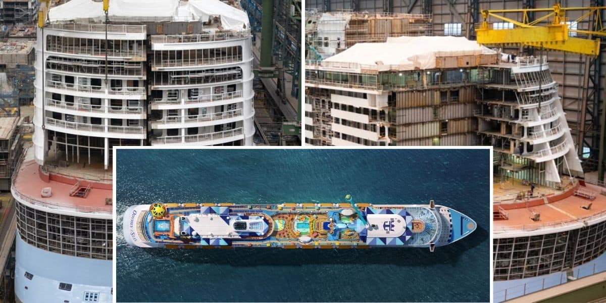 Odyssey of the Seas Blocks