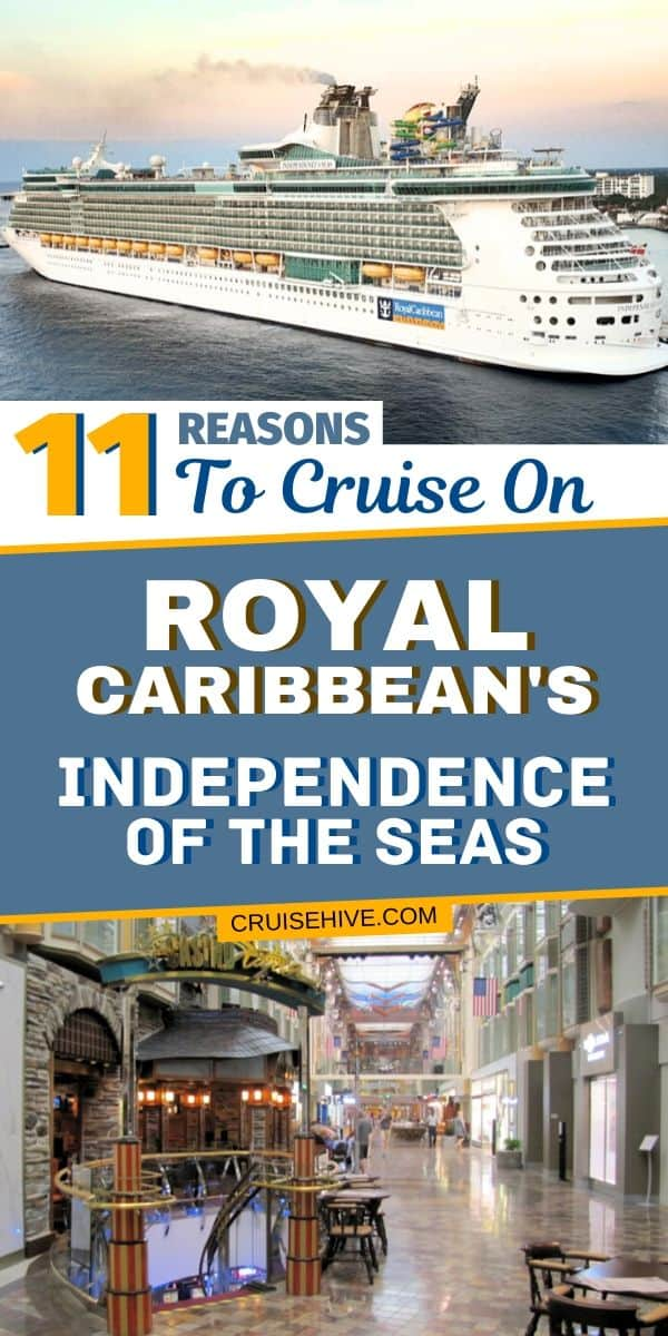 Royal Caribbean's Independence of the Seas