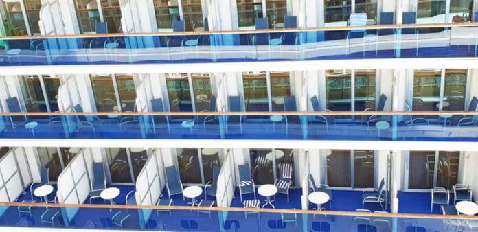 Cruise Stateroom Balcony