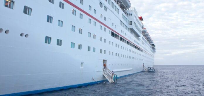 Carnival Cruise Ship Tendering