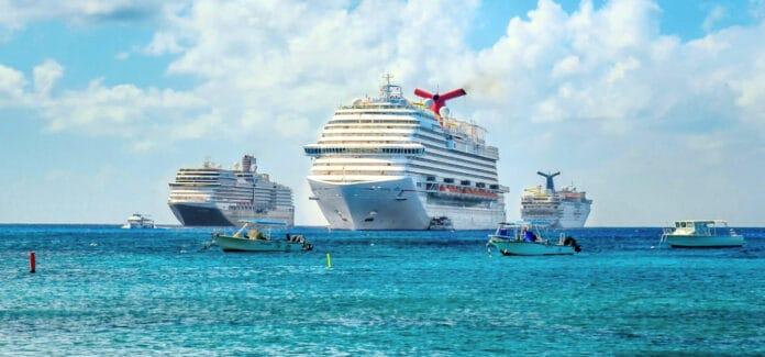 Grand Cayman Cruise Ship