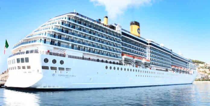Costa Atlantica Cruise Ship
