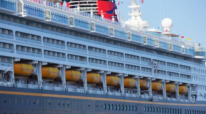 Disney Wonder Cruise Ship