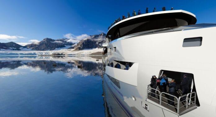 Greg Mortimer Cruise Ship