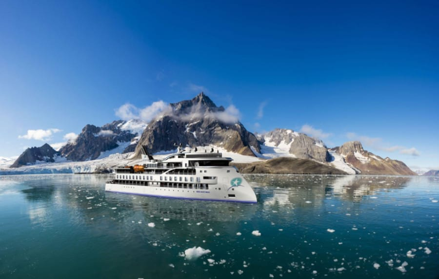 Greg Mortimer Expedition Cruise Ship