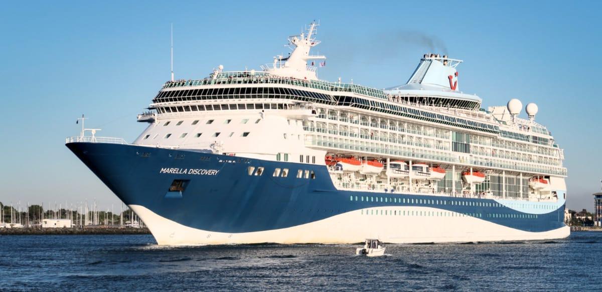 Marella Discovery Cruise Ship