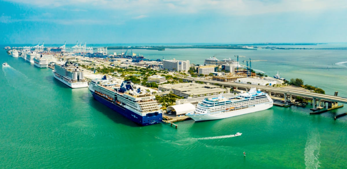 Port of Miami, Florida