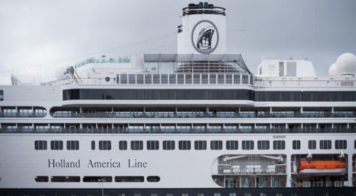 ms Rotterdam Cruise Ship