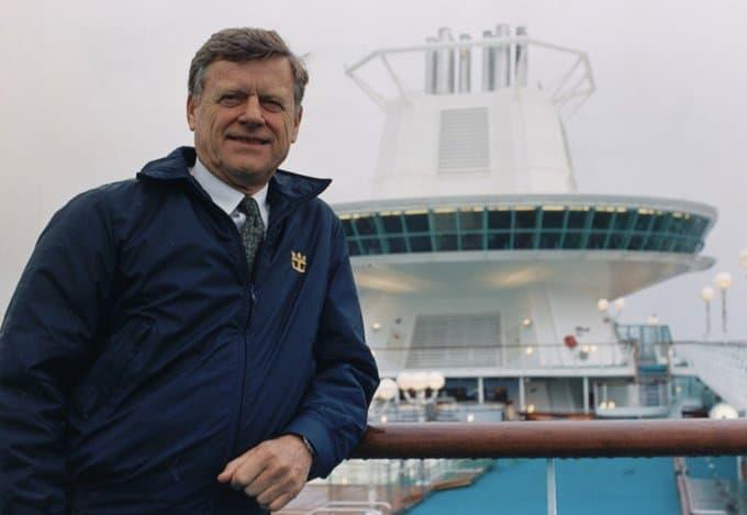 Arne Wilhelmsen, Co-Founder Royal Caribbean Cruises Ltd