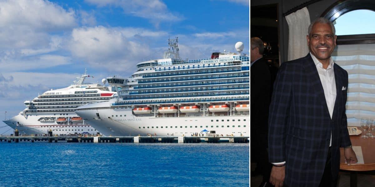 Carnival Corp Cruise Ship