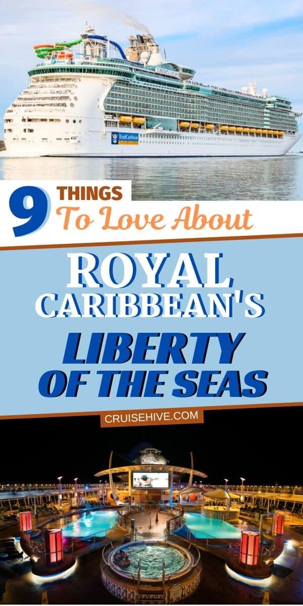 Royal Caribbean Liberty of the Seas Cruise Ship