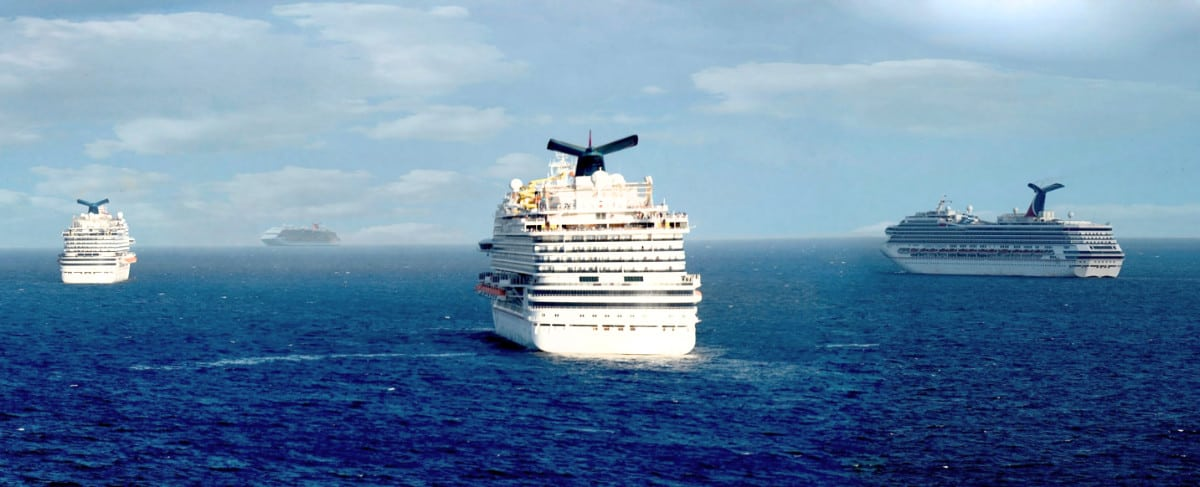 Carnival Cruise Ships Repatriation
