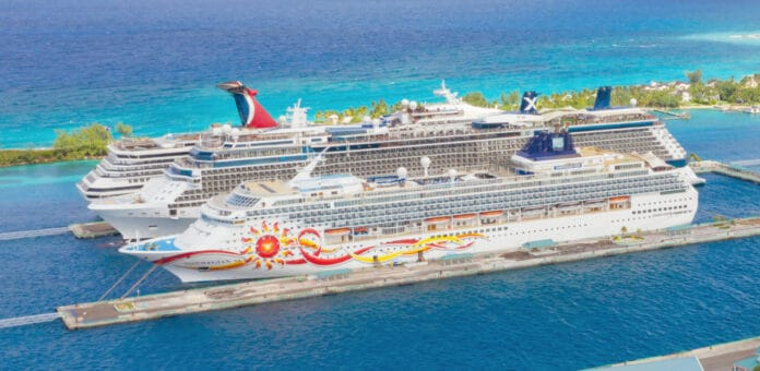 Cruise Refund, vessels docked in Bahamas