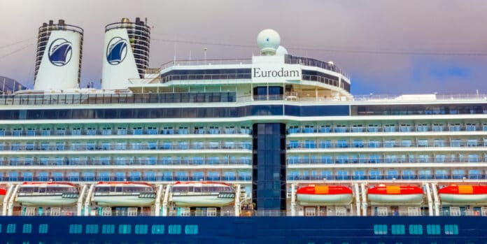 Holland America's Eurodam Cruise Ship