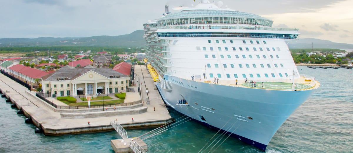 Falmouth Cruise Port, Jamaica