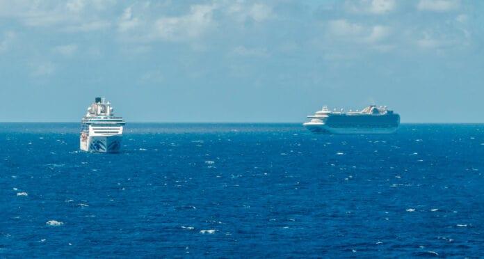 Princess Cruise Ships in the Bahamas