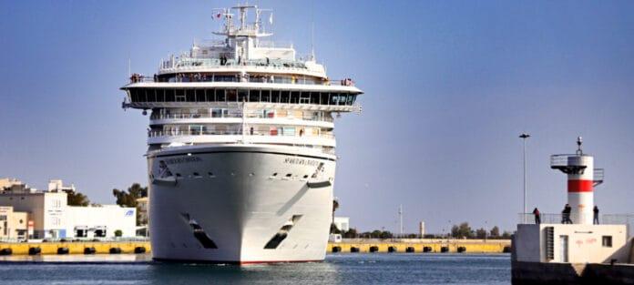 Seabourn Cruise Ship