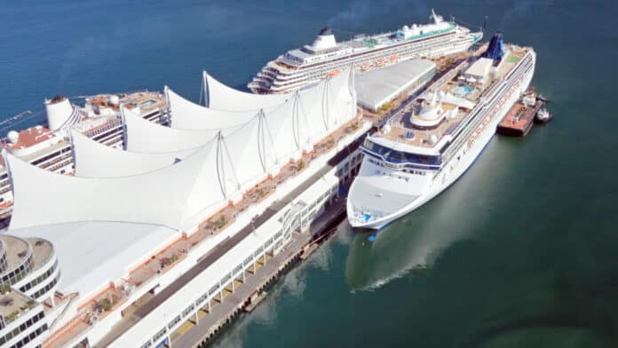 Vancouver Airport to Cruise Port