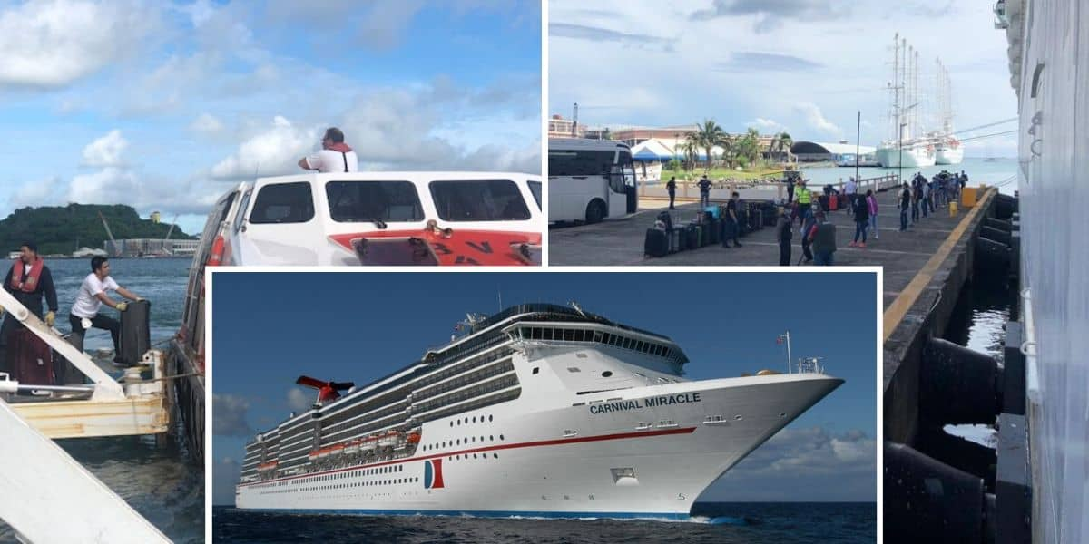 Carnival Cruise Line Crew Repatriation
