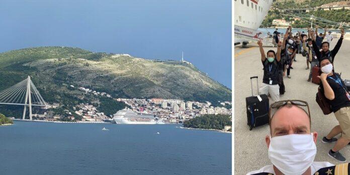 Carnival Cruise Dubrovnik