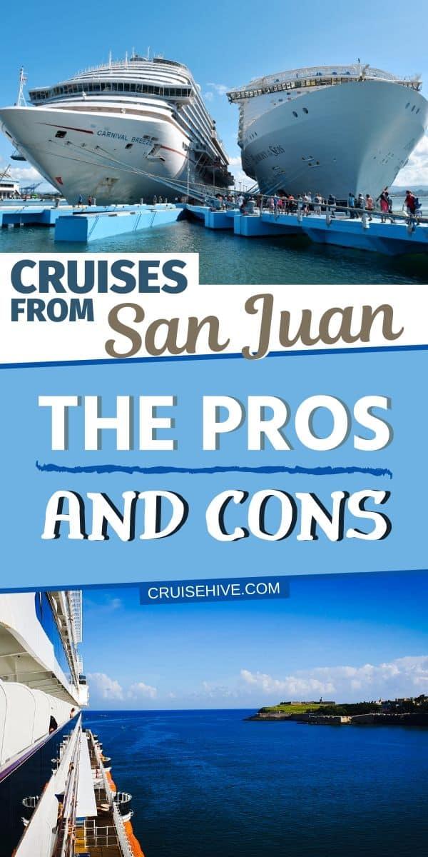 San Juan Puerto Rico Cruises