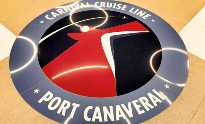 Carnival Cruise Line Terminal 3