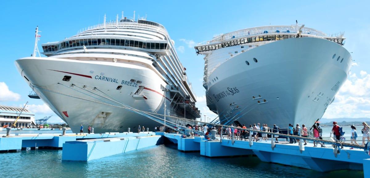 Cruises From San Juan, Puerto Rico