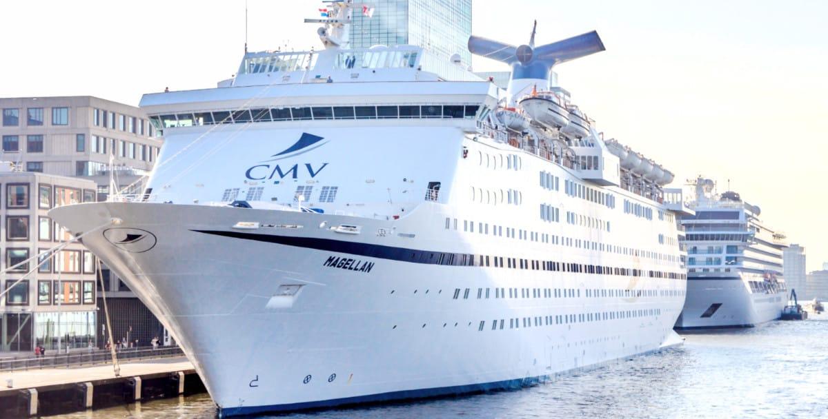 Magellan Cruise Ship