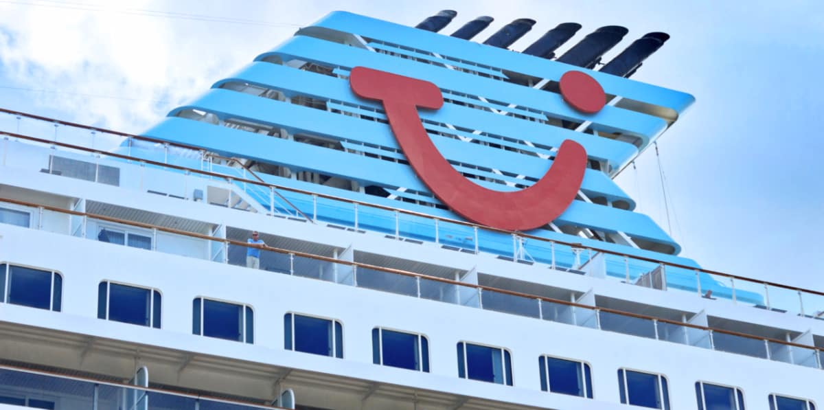 Marella Cruises Funnel
