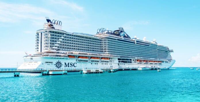 MSC Seaside Cruise Ship