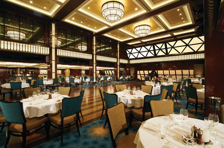 The Manhattan Room on the Norwegian Breakaway Cruise Ship